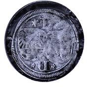 1 pfennig Heinrich VIII. – avers