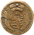 1 Heller - Bernhard von Sachsen-Meiningen – avers