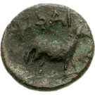 Bronze Æ11 (Hephaistia) – revers