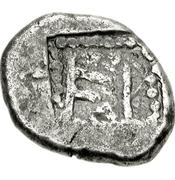 Hemidrachm (Heraia) – revers