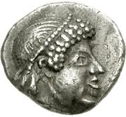 Hemidrachm (Heraia) – avers