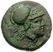 Tetrachalkon (Heraia) – avers