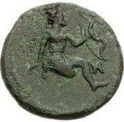 Tetrachalkon (Heraia) – revers