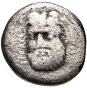 Drachm (Herakleia) – avers