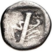 Drachm (Herakleia) – revers
