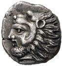 Obol (Herakleia Pontika) – avers