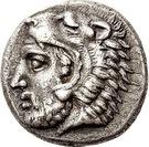 Drachm (Herakleia Pontika) – avers