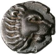 Obol (Herakleia Trachinia) – avers