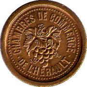 10 Centimes - Chambre de Commerce de l'Hérault [34] - ESSAI – avers