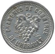 10 centimes Chambre de Commerce de l'Hérault  [34] – avers
