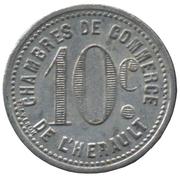 10 centimes Chambre de Commerce de l'Hérault  [34] – revers