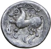 Drachm (Kapostaler Kleingeld Type) – revers
