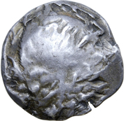 Obol (Kapostaler Kleingeld Type) – avers