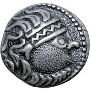 Drachma type Kapostal – avers
