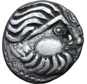 Drachm (Kapostal Type) – avers