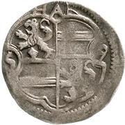 1 Dreier - Anna II von Limburg – avers