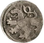 1 Dreier - Anna II von Limburg – revers