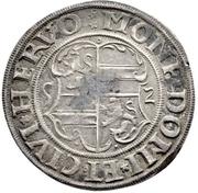 ½ Thaler - Anna II von Limburg – avers