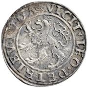 ½ Thaler - Anna II von Limburg – revers