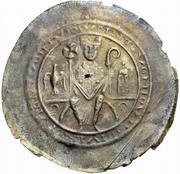 1 Brakteat - Johann I. -  avers
