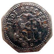 10 pfennig - Hersfeld – avers