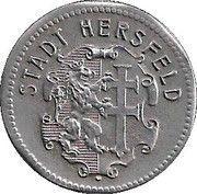 50 pfennig - Hersfeld – avers