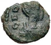 1 nummus Odocavar (Ravenna) – avers