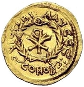 1 semissis Odovacer / Au nom de Zénon, 474-491 (Ravenne) – revers
