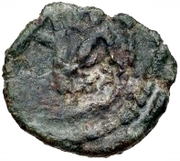 1 nummus Odocavar (Ravenna) – revers