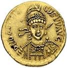 1 solidus Odovacer / Au nom de Basiliscus, 475-476 (atelier incertain) – avers