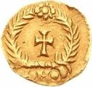 1 tremissis Odovacer / Au nom de Julius Nepos, 477-480 (Ravenne) – revers