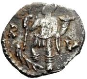 ½ siliqua Odovacar / Au nom de Zeno, 476-491 (épaisse proue) – revers