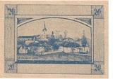 20 Heller (Herzogsdorf) – revers