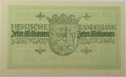 10,000,000 Mark (Hessische Landesbank) – revers