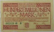 100,000,000 Mark (Hessische Landesbank) – avers