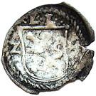 1 pfennig Ludwig V. – avers