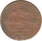1 Pfennig (Ludwig IX) – revers
