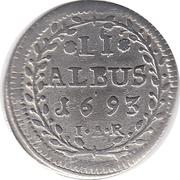 2 Albus - Ernst Ludwig – revers