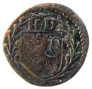 1 kreuzer Ludwig VIII – avers
