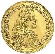 1 ducat Ernst Ludwig (Reformation) – avers