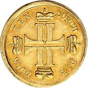 1 Ducat - Ludwig VIII. (Saudukat) – avers