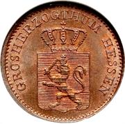 1 Pfennig - Ludwig III – avers