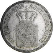 6 kreuzer Ludwig III. – avers