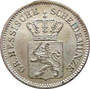 1 Kreuzer - Ludwig III – avers
