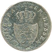 3 kreuzer Ludwig II – avers