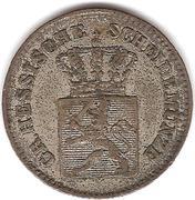 3 Kreuzer - Ludwig III – avers