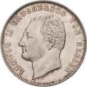 1 Gulden - Ludwig II – avers