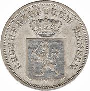 6 Kreuzer-Ludwig III – avers