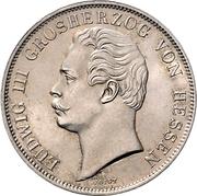 1 Gulden - Ludwig III – avers