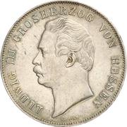 2 Gulden - Ludwig III – avers